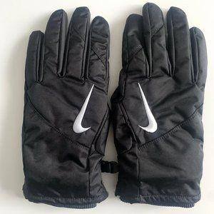 Nike Superbad Sideline Football Gloves Black/White